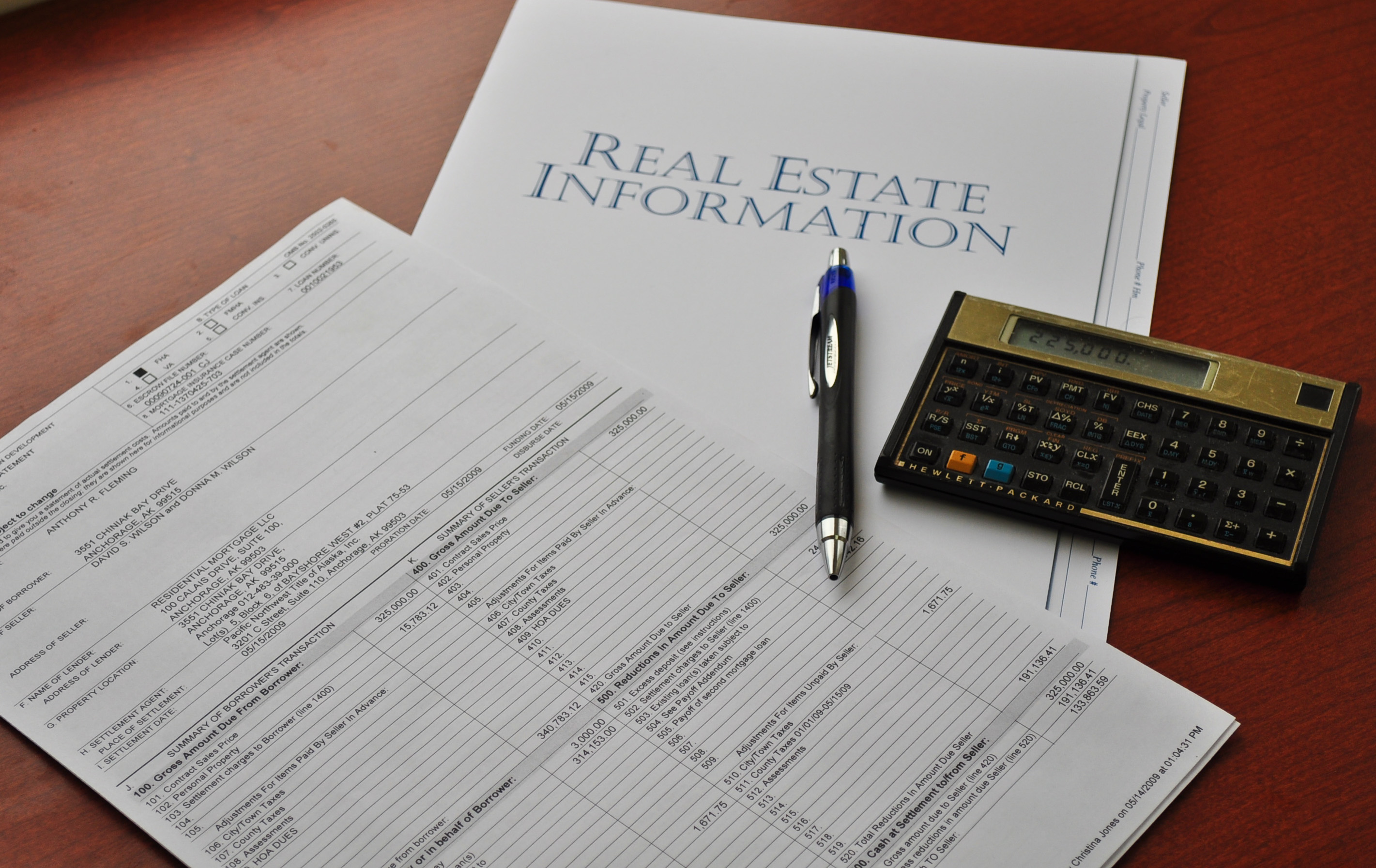 How Long Should You keep Real Estate Documents?