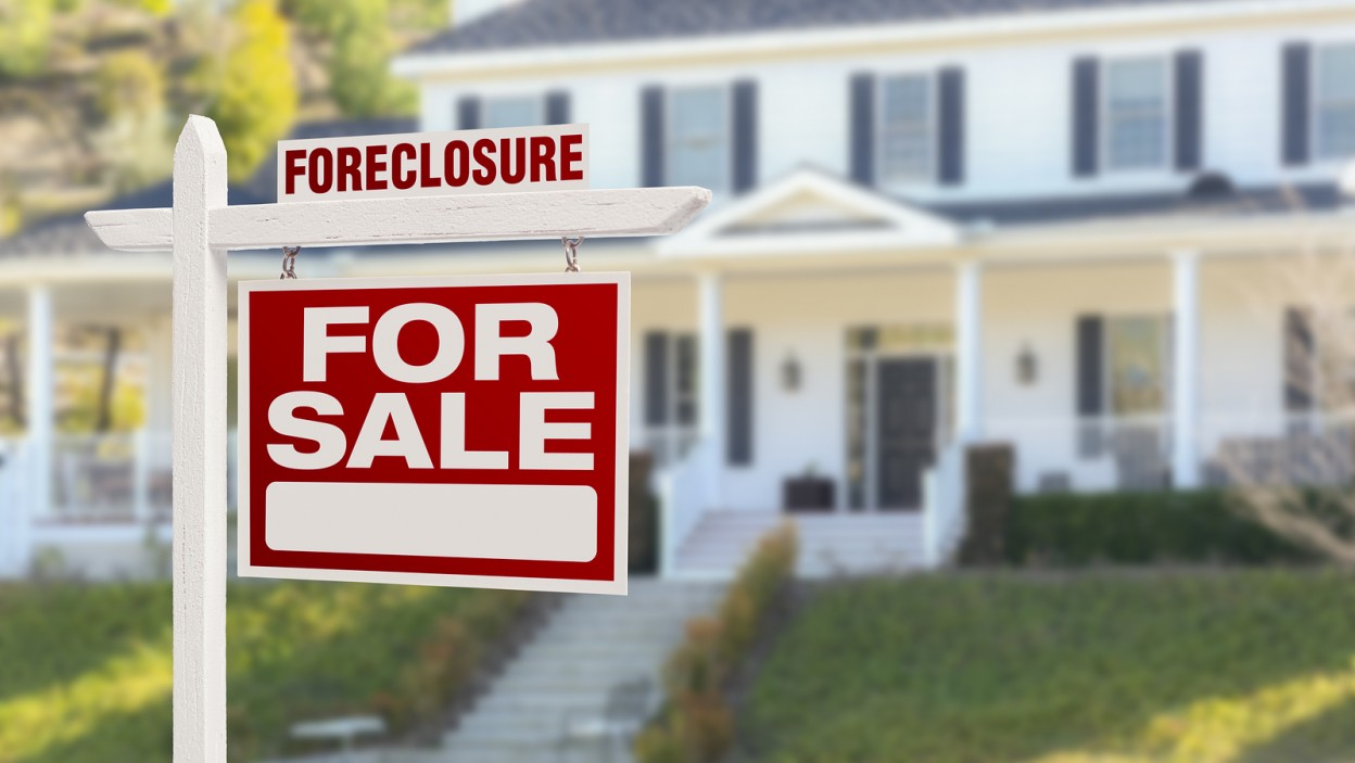 Wave of Foreclosures Coming?